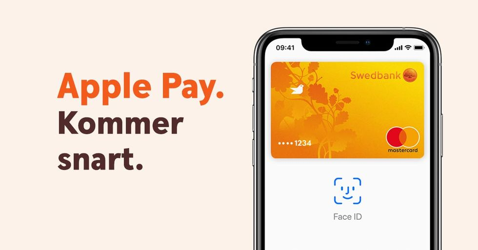 Apple Pay Swedbank