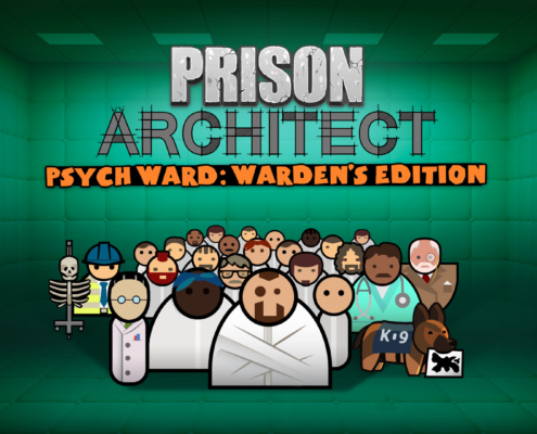 Prison Architect Psych Ward