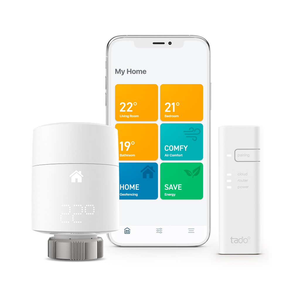 Tado Smart Thermostat Starter Kit