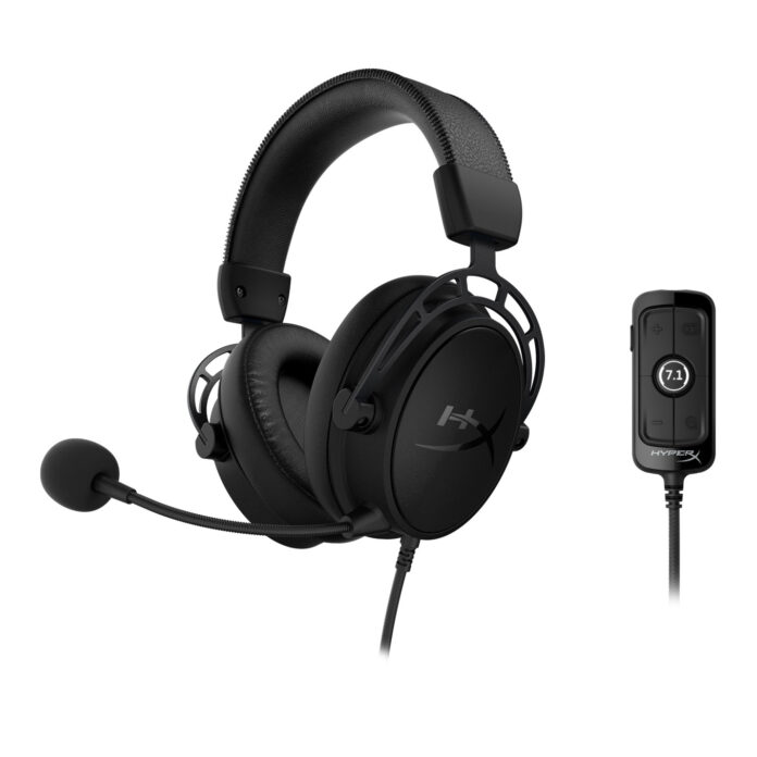 HyperX Cloud Alpha S Blackout edition
