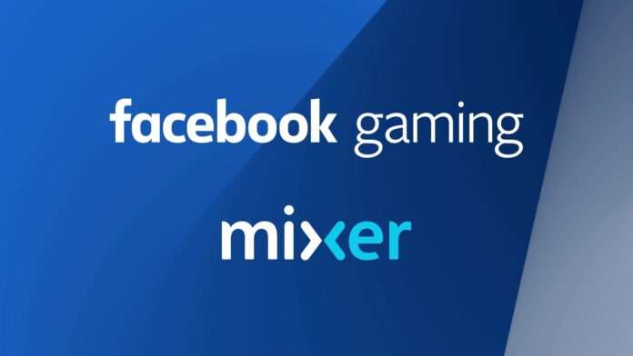 Mixer facebook gaming