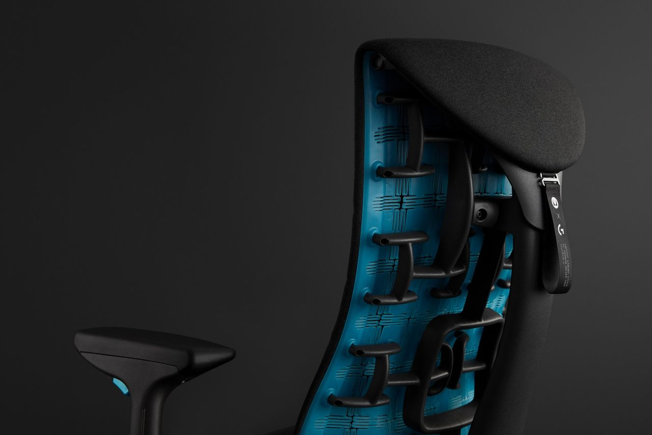 Logitech Herman Miller Embody Gaming Chair