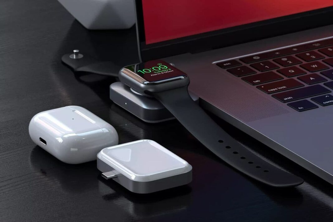 Satechi Apple Watch Airpods