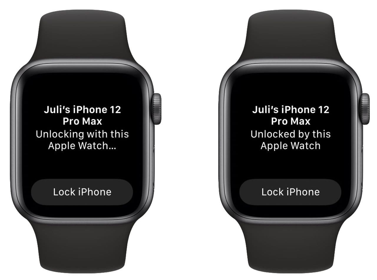 Apple Watch Unlock