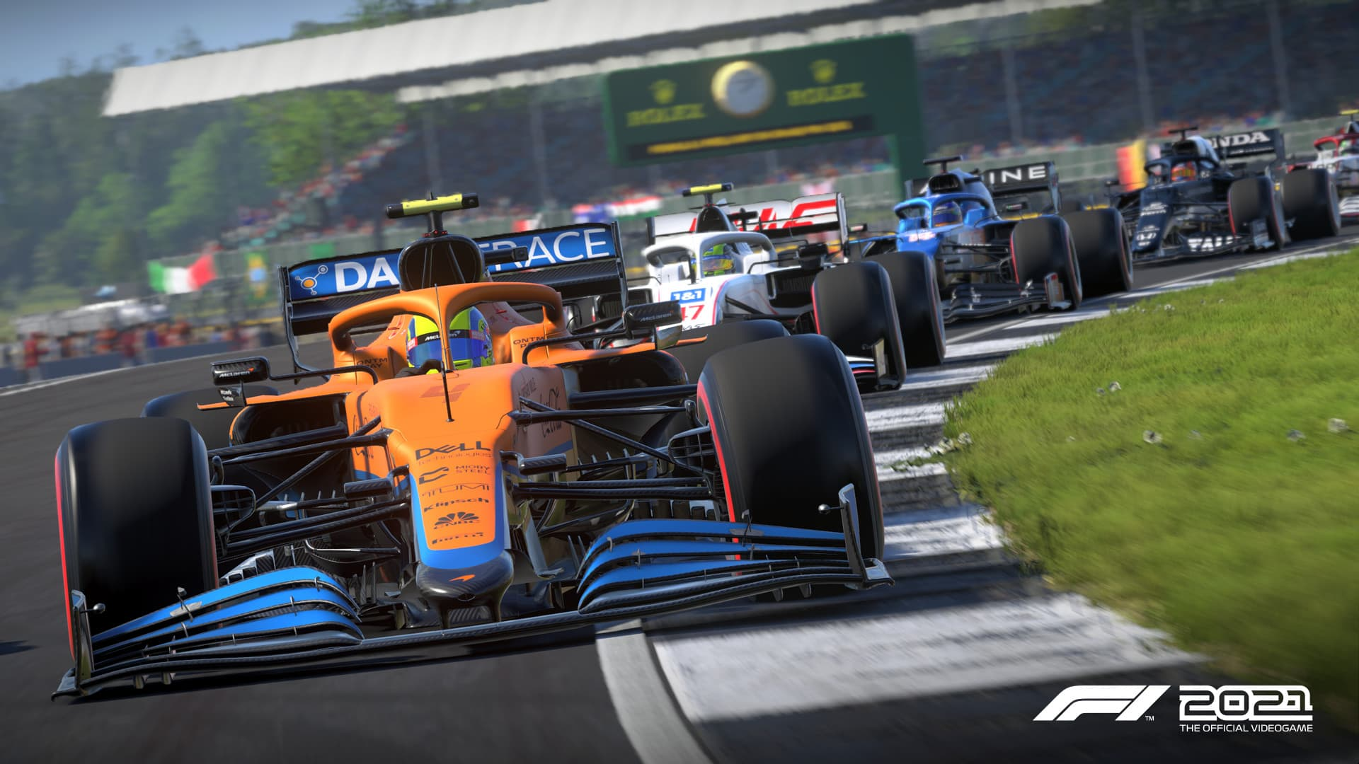 F1 2021 game